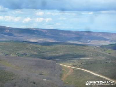 Sierra Alto Rey - Peña Mediodía; fin de semana senderismo; viajes de montaña;pueblos de madrid